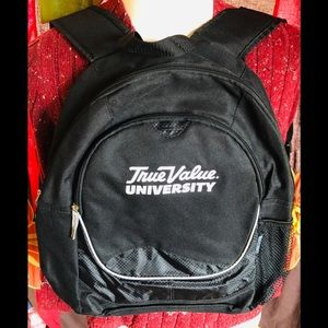 True Value Hardware Logo University Backpack New!